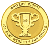 Writers Digest 101 Best websites 2008